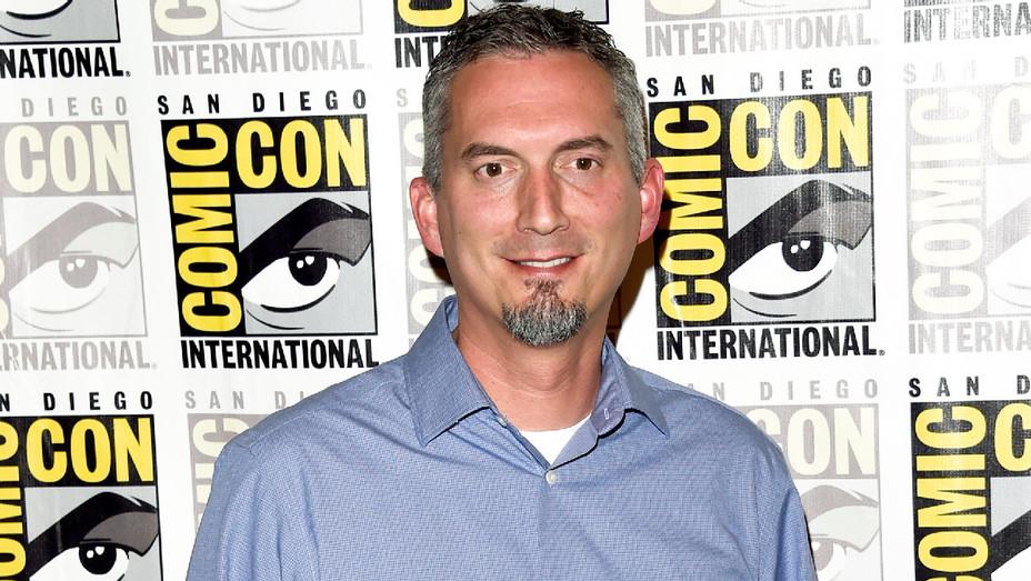 James Dashner - 2015 Comic-Con International - Getty - H 2018