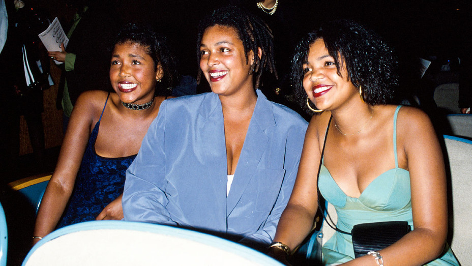 Ensa, Erika and Evin Cosby 1992 - One Time Use Only - Getty - H 2018