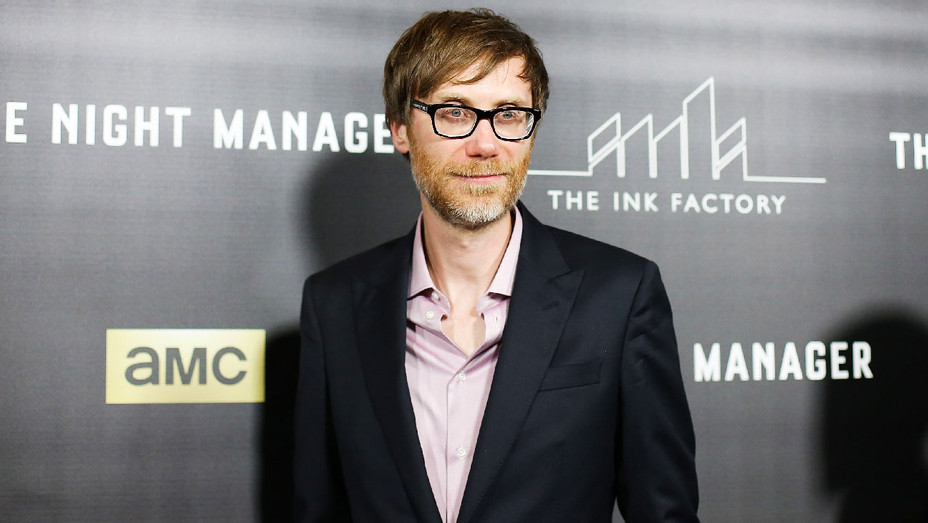 Stephen Merchant - 2016 The Night Manager - Getty - H 2018