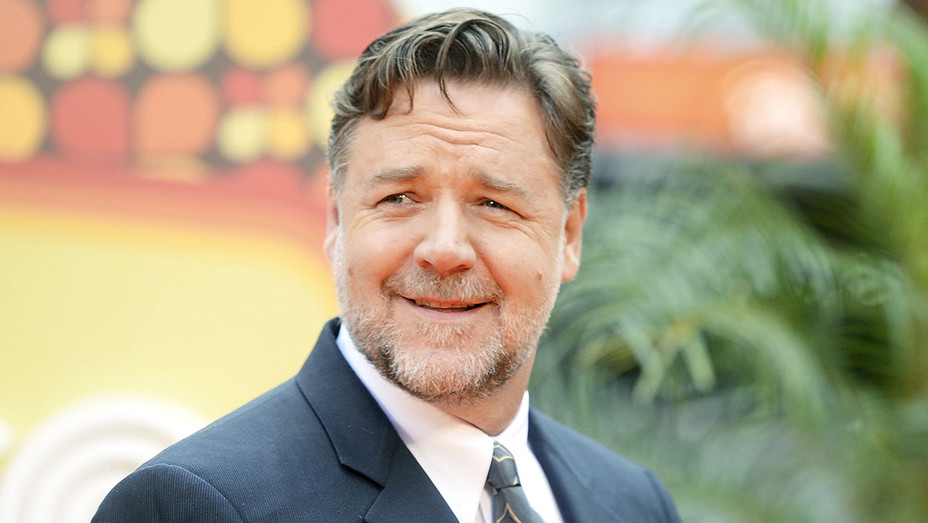 Russell Crowe attends the The Nice Guys UK Premiere 2016 - Getty-H 2018