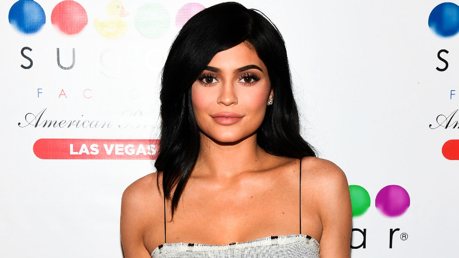 Kylie Jenner - 2017 Sugar Factor - Getty - H 2018