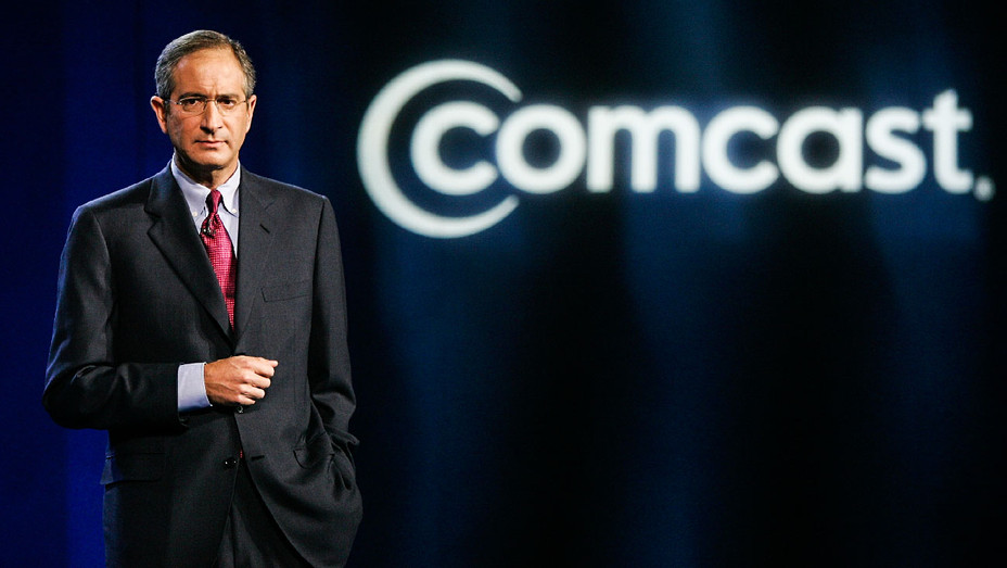 Comcast 2008 Consumer Electronics Show Preview Brian L. Roberts - Getty - H 2018