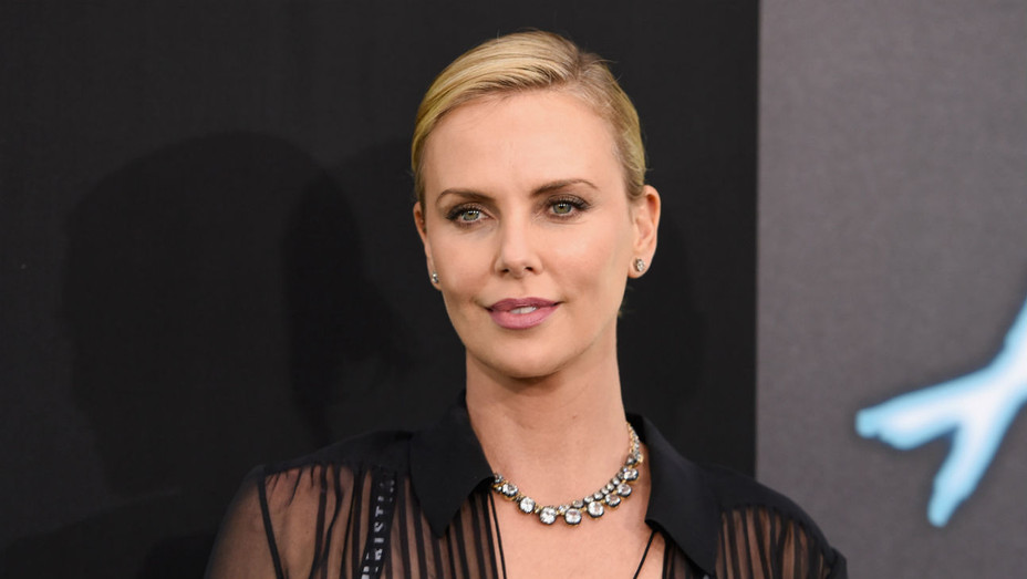 Charlize Theron 'Atomic Blonde' Premiere - Getty - H 2018