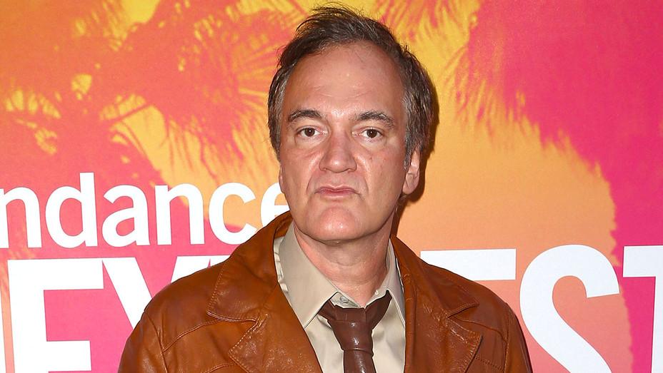 Quentin Tarantino attends the Sundance NEXT FEST Opening Night - Getty-H 2018