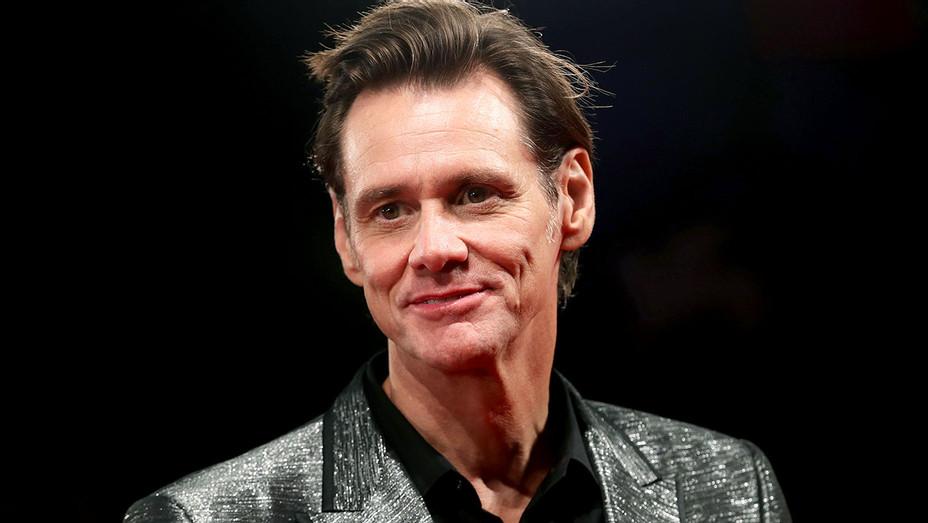 Jim Carrey - 74th Venice Film Festival at Sala Grande - Getty-H 2018