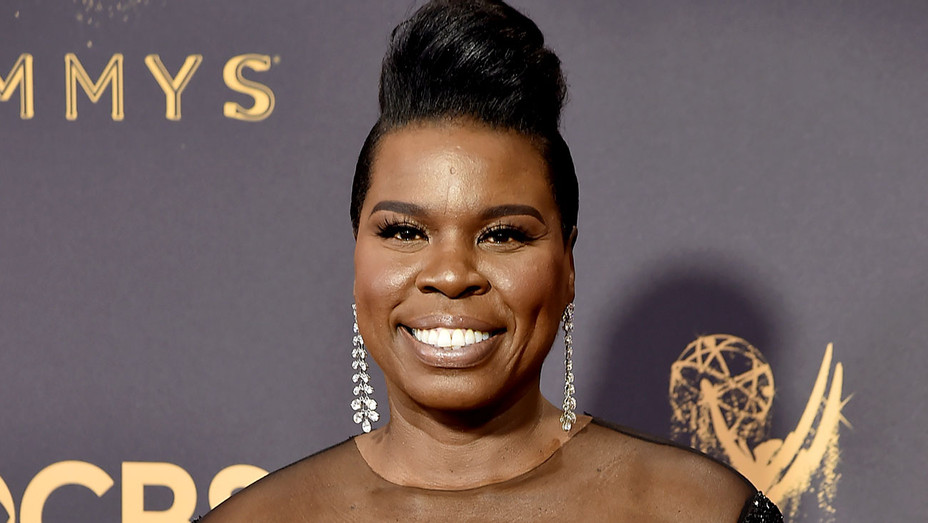 Leslie Jones attends the 69th Annual Primetime Emmy Awards - Getty - H 2018