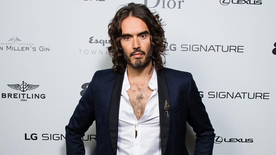 Russell Brand - H 2018 - Getty