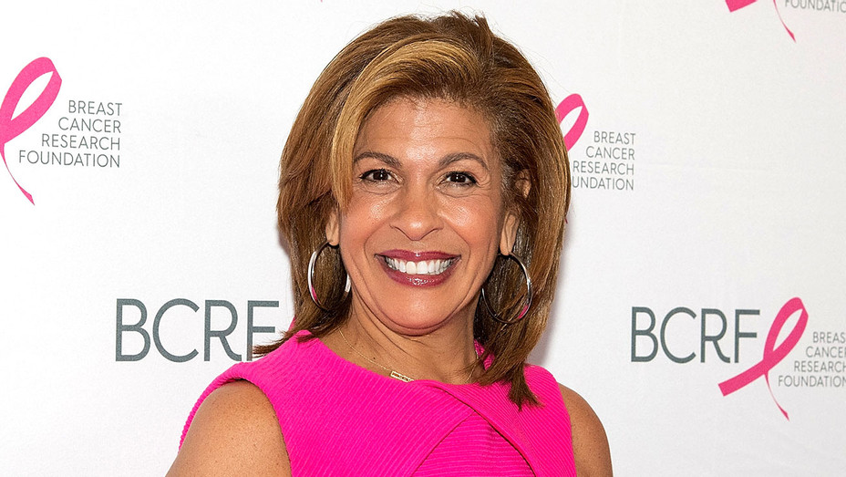 Hoda Kotb arrives at the 2017 Breast Cancer Research Foundation Awards Luncheon -Getty-H 2018