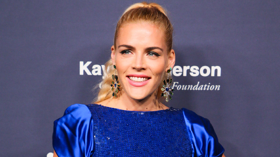 Busy Philipps - 2017 Baby2Baby Gala - Getty - H 2018