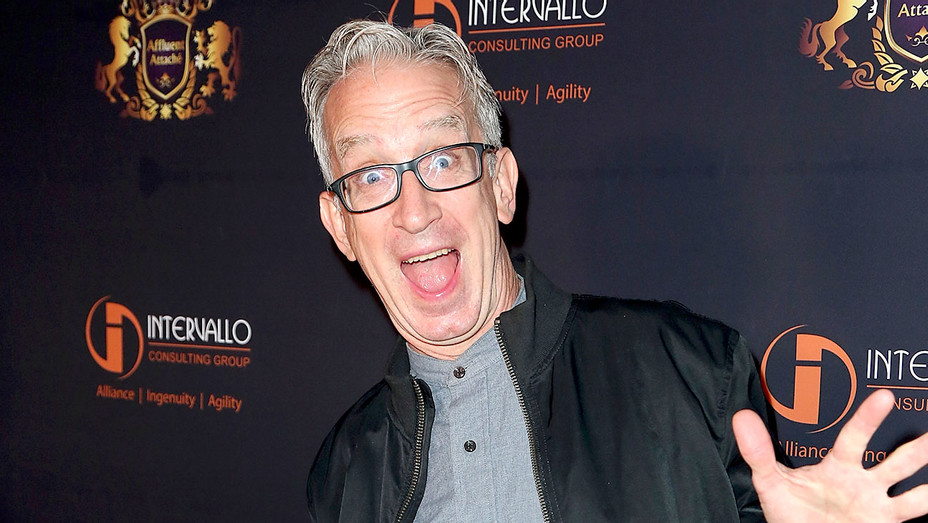 Andy Dick - Affluent Attache red carpet launch benefiting Los Angeles Children's Hospital - Getty-H 2018