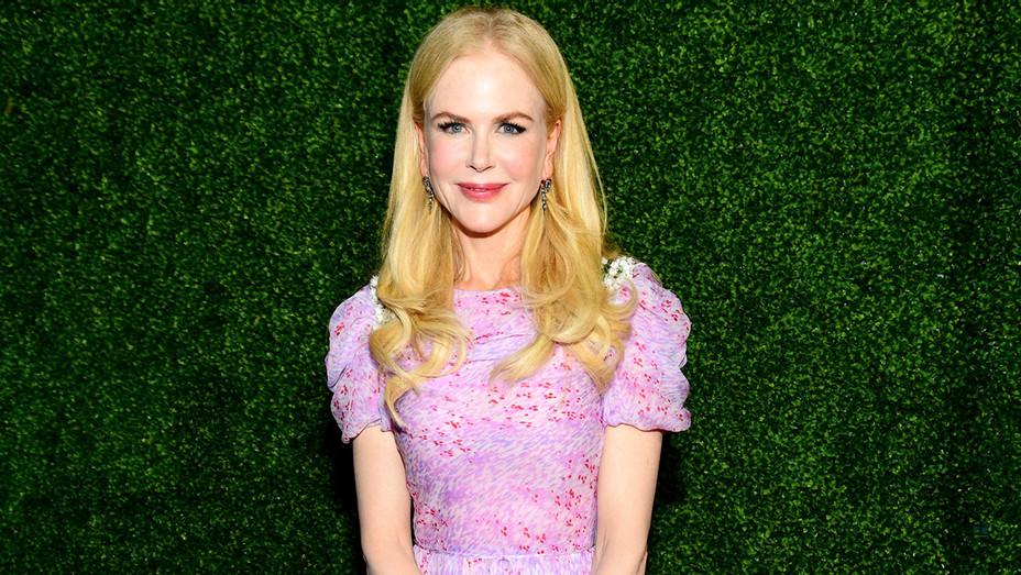 Nicole Kidman attends the 7th AACTA International Awards - Getty-H 2018