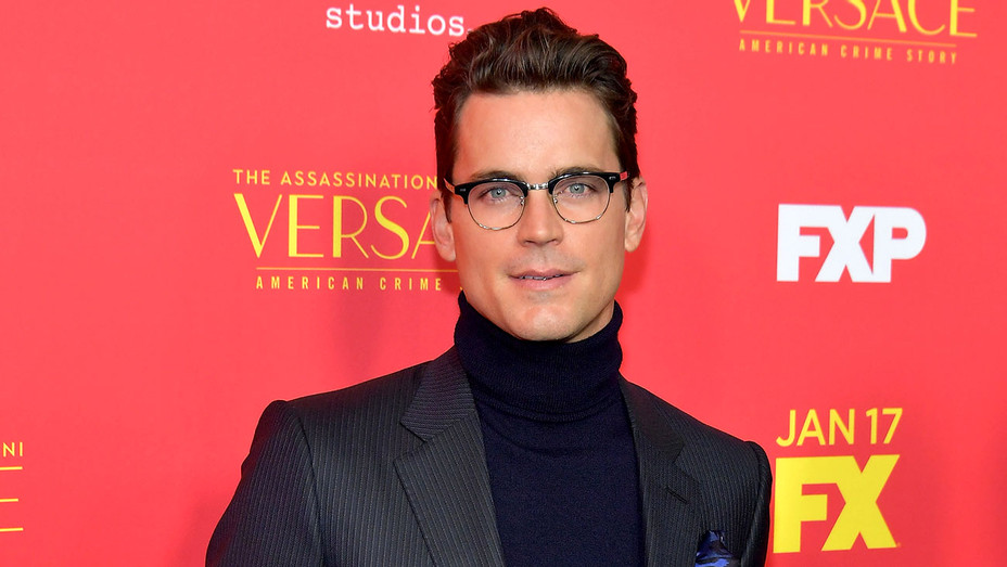 Matt Bomer -Premiere of FX's The Assassination Of Gianni Versace American Crime Story -Getty-H 2018