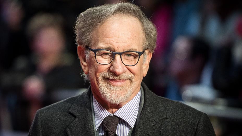 Steven Spielberg - 2018 The Post European Premiere - Getty - H 2018