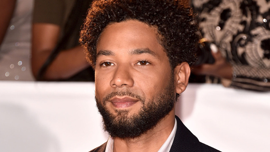 Jussie Smollett attends the 49th NAACP Image Awards - Getty - H 2018