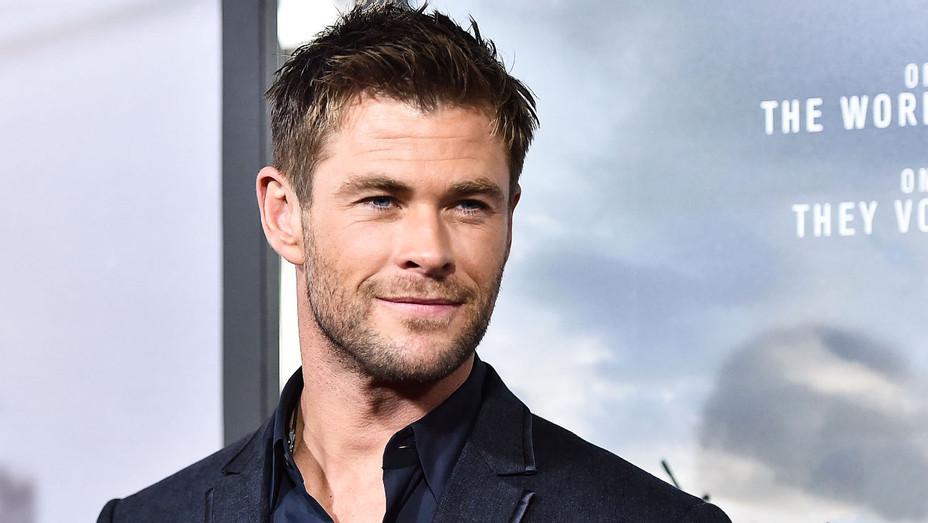 Chris Hemsworth - 12 Strong World Premiere - Getty - H 2018