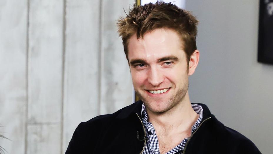 Robert Pattinson - THR Sundance Studio - Getty - H 2018