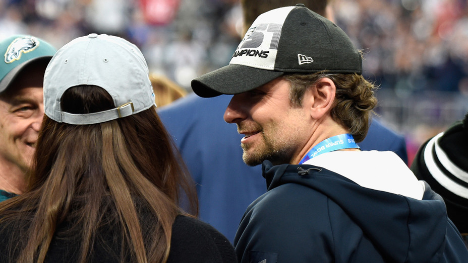 Bradley Cooper Super Bowl LII - Getty - H 2018