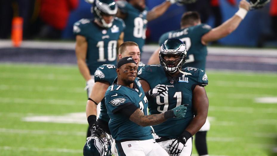 Superbowl LII Victory Philadelphia - Getty - H 2018