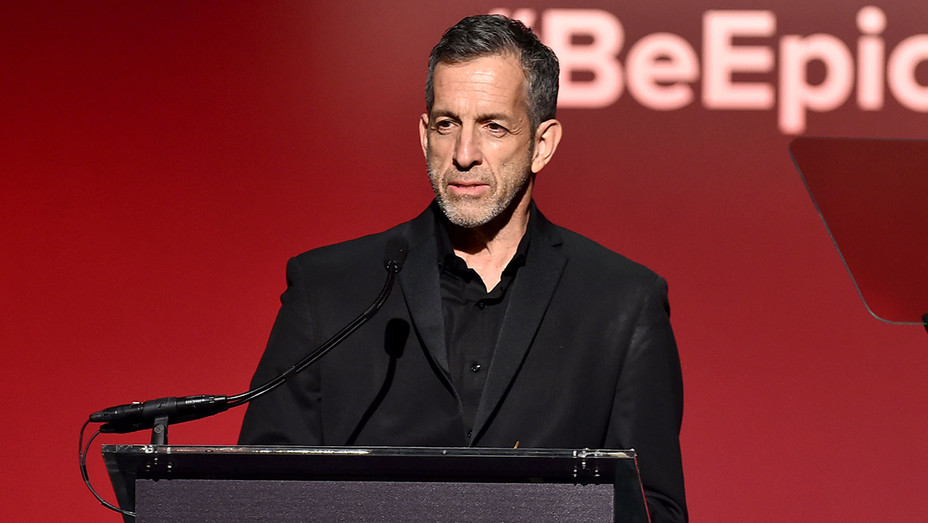 Kenneth Cole speaks onstage during the 2018 amfAR Gala- February 7, 2018 -Getty-H 2018