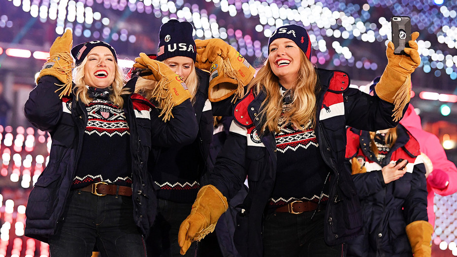 Winter Olympics 2018 - PYEONGCHANG-GUN, S KOREA - Opening Ceremony 3- February 9 -Getty-H 2018