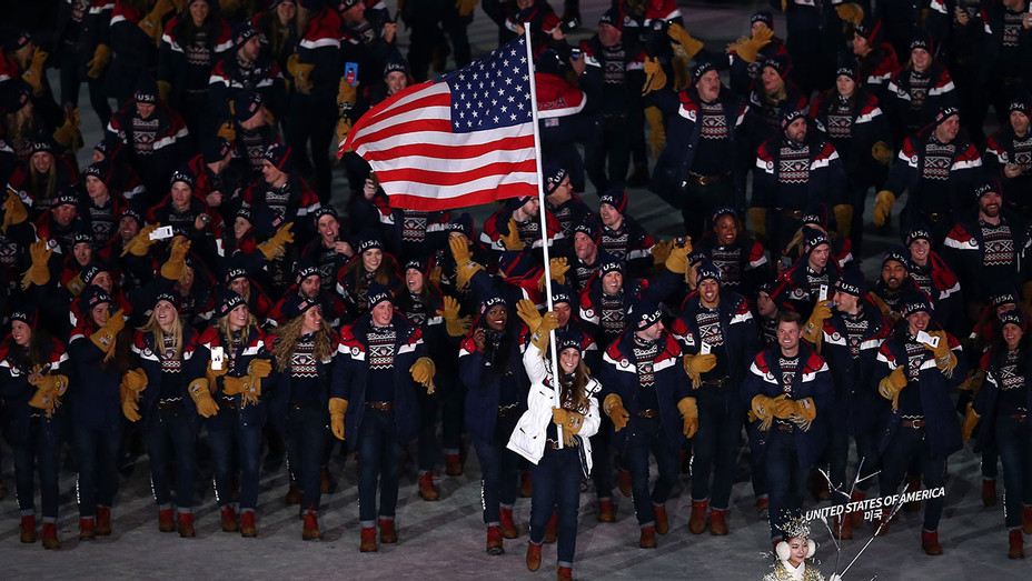 Winter Olympics 2018 - PYEONGCHANG-GUN, S KOREA - Opening Ceremony 5- February 9 -Getty-H 2018