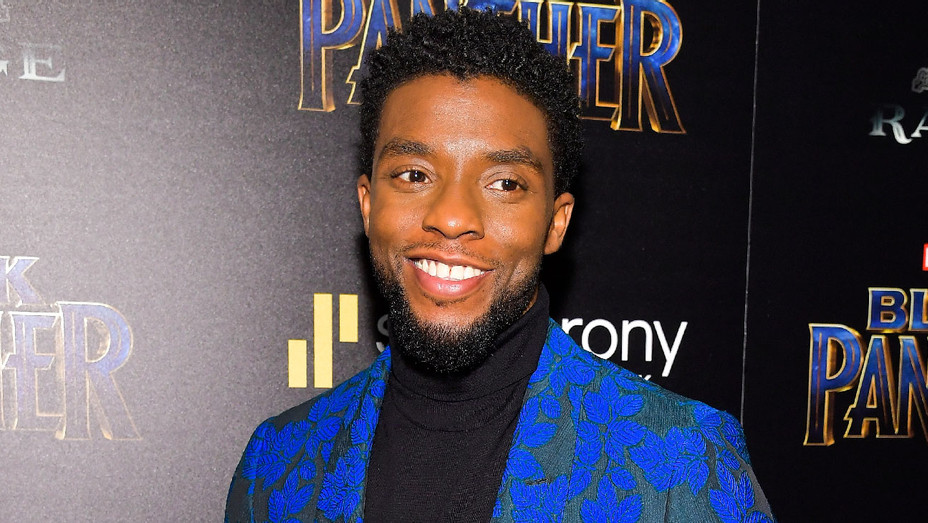 Chadwick Boseman - Black Panther Screening The Cinema Society - Getty - H 2018