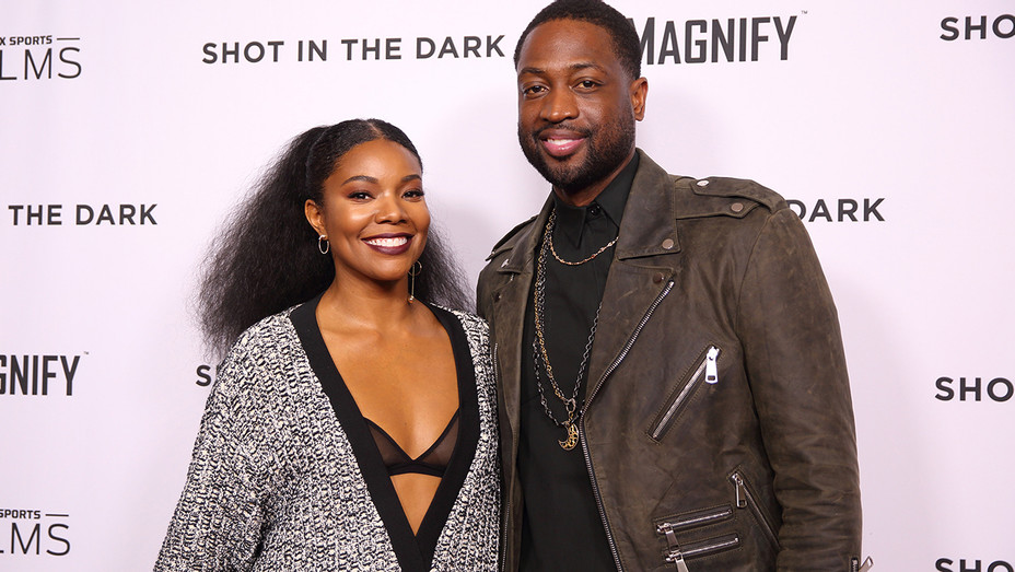 Gabrielle Union Dwyane Wade Shot in the Dark Premiere - Getty - H 2018