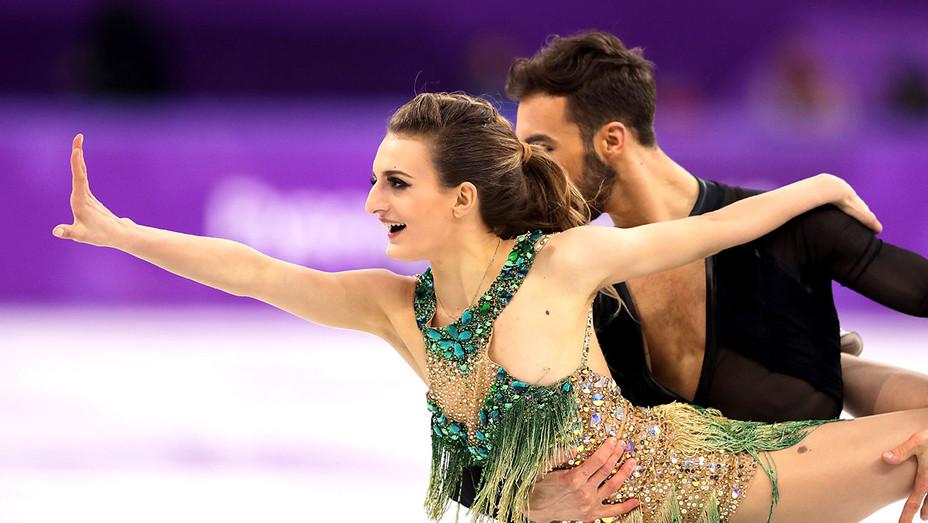 Gabriella Papadakis and Guillaume Cizeron of France - PyeongChang 2018 Winter Olympic Games-Getty-H 2018