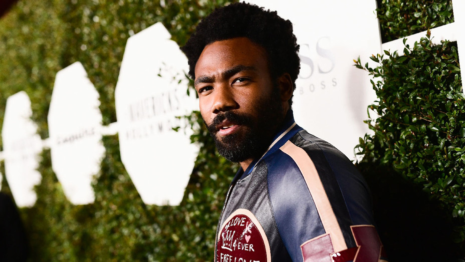 Donald Glover - Esquire's Mavericks of Hollywood Party - Getty - H 2018