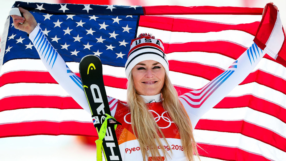 Lindsey Vonn Alpine Skiing Winter Olympics Day 12 - Getty - H 2018