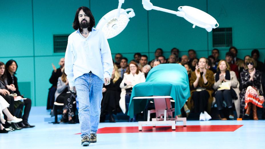 Alessandro Michele - Gucci Milan Fashion Week - Getty - H 2018