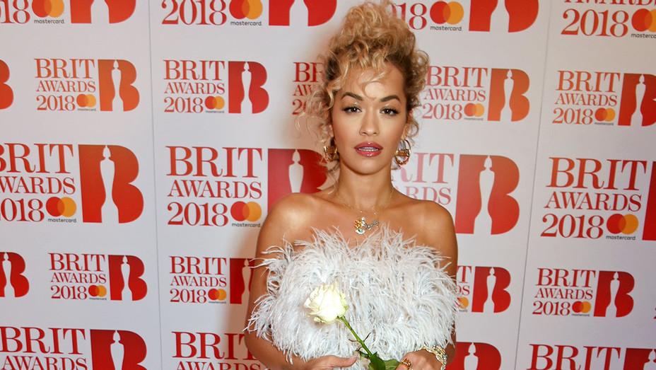 Rita Ora attends The BRIT Awards 2018 - Getty-H 2018
