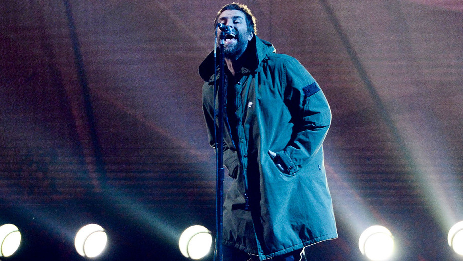 Liam Gallagher - The BRIT Awards 2018 Performance - Getty - H 2018