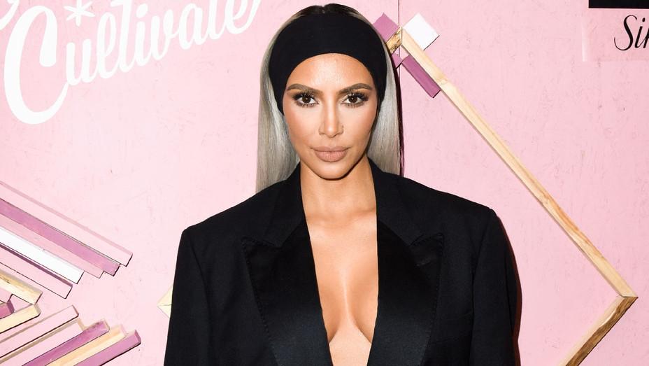 Kim Kardashian - Create & Cultivate LA Conference - Getty - H 2018