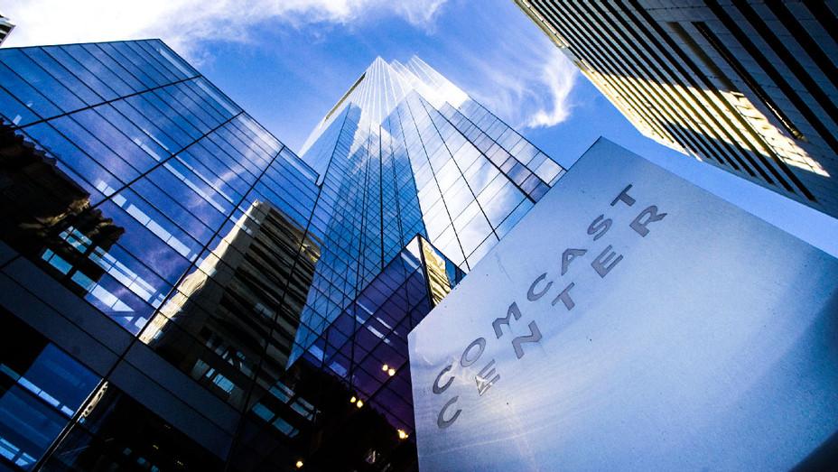 Comcast Center Headquarters Philadelphia - Getty - H 2018