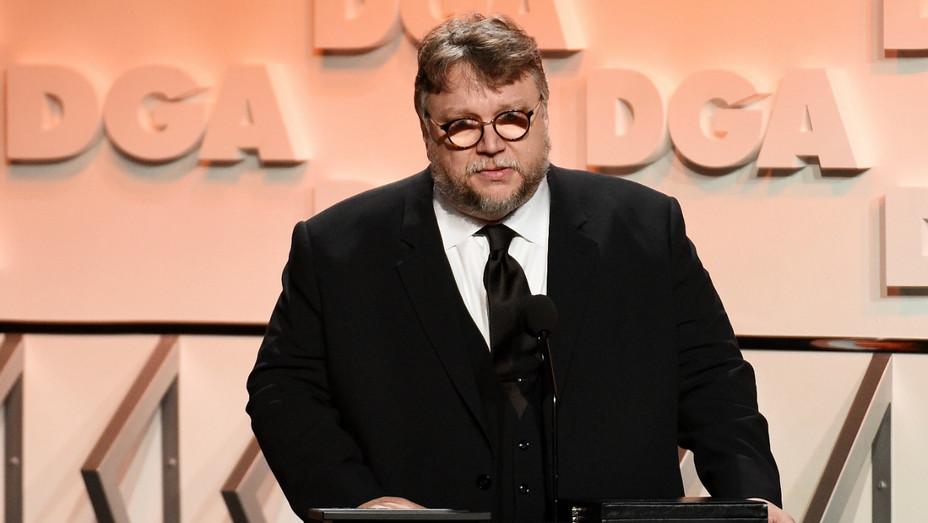 Guillermo del Toro DGA 2018 - Getty - H 2018