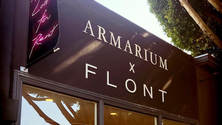 Armarium - Storefront - Publicity -H 2018