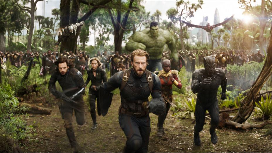 Avengers : Infinity War Still 2 - Publicity - H 2018