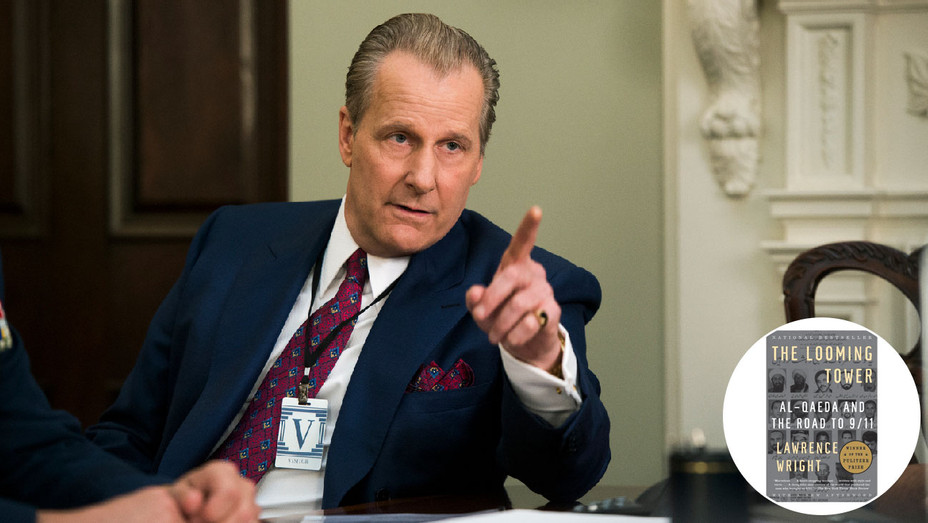 Jeff Daniels and The Looming Tower - Inset - Publicity - H 2018