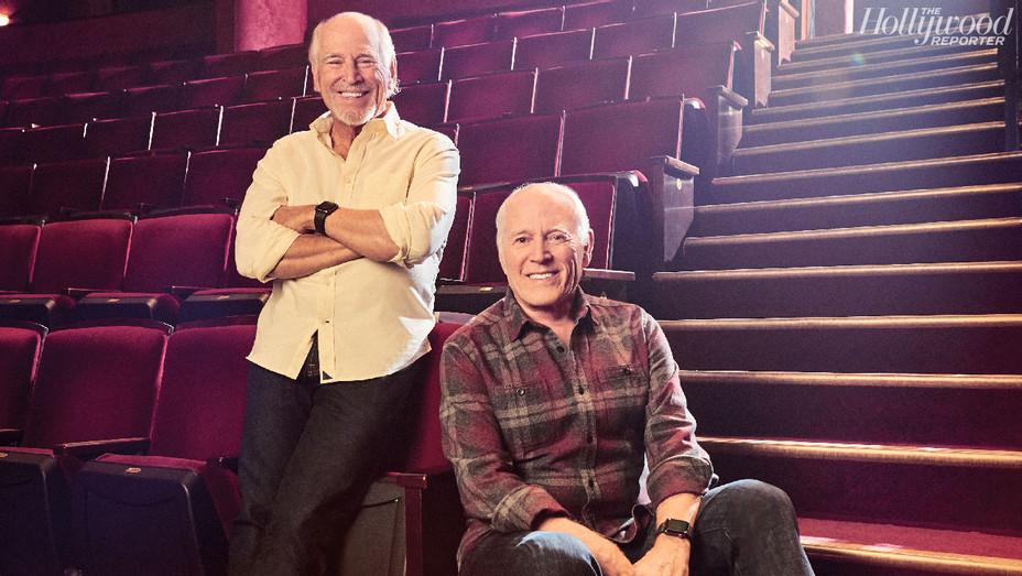 Jimmy Buffett and Frank Marshall - Photographed by Jai Lennard - H 2018