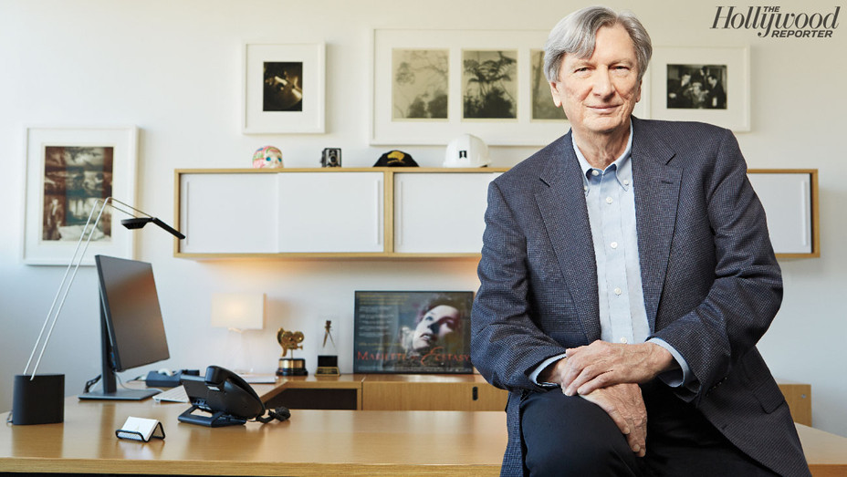 John Bailey - Photographed by Michele Thomas - H 2018