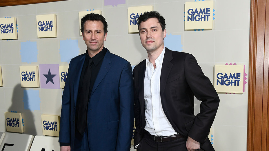Jonathan Goldstein and John Francis Daley_Game Night Premiere - Getty - H 2018