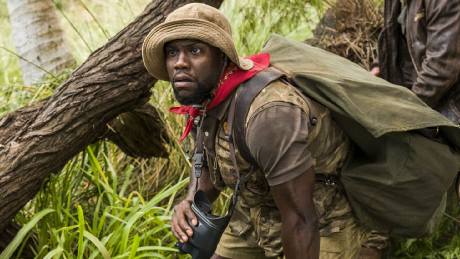 Jumanji: Welcome to the Jungle Still Kevin Hart 2017 - Photofest - H 2018