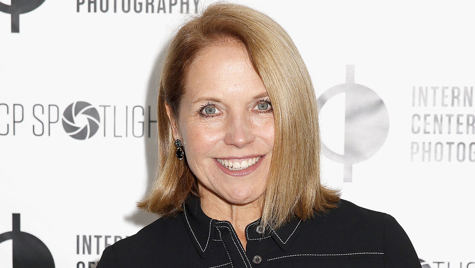 Katie Couric - Getty - H 2018