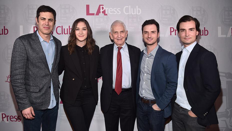 L.A. Press Club's Veritas Awards - Getty - H 2018