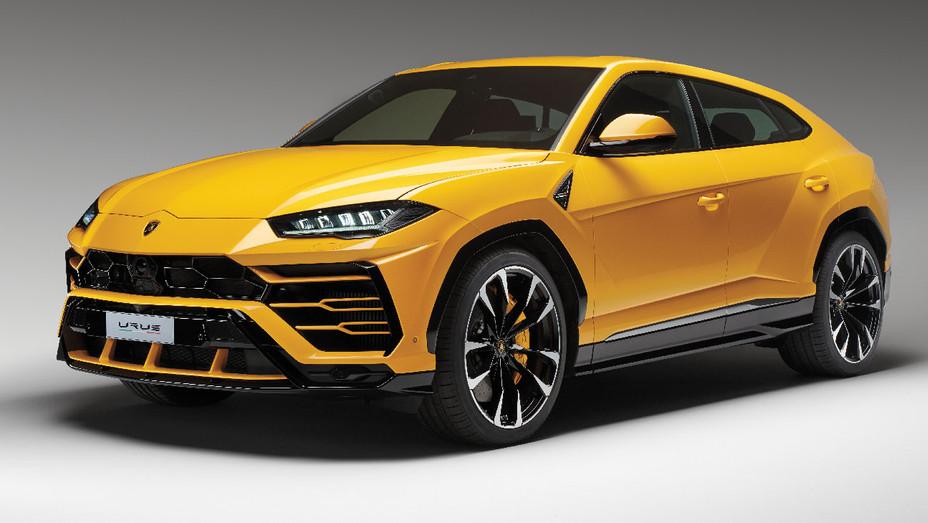 Lamborghini Urus - Publicity - H 2018
