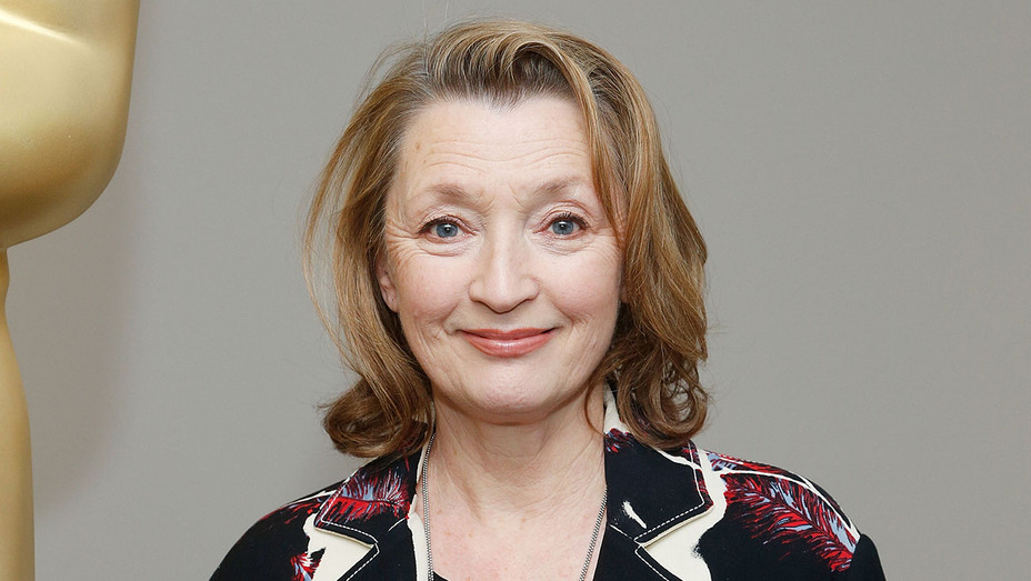 Lesley Manville - Getty - H 2018