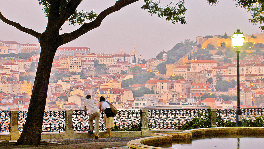 Miradouro de Sao Padro, Lisbon, Portugal - Publicity - H 2018