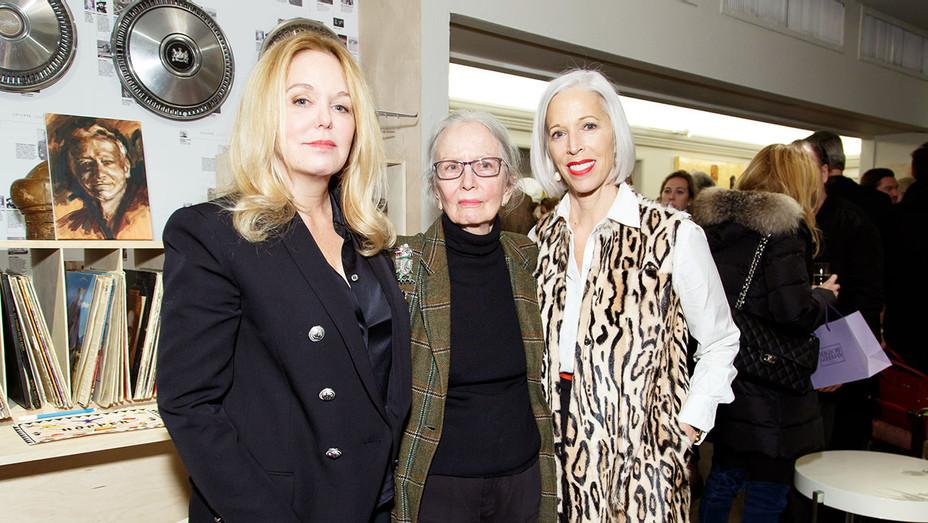 Marin Hopper, Brooke Hayward, Linda Fargo Hayward + Hopper at Bergdorf Goodman- Publicity - H 2018