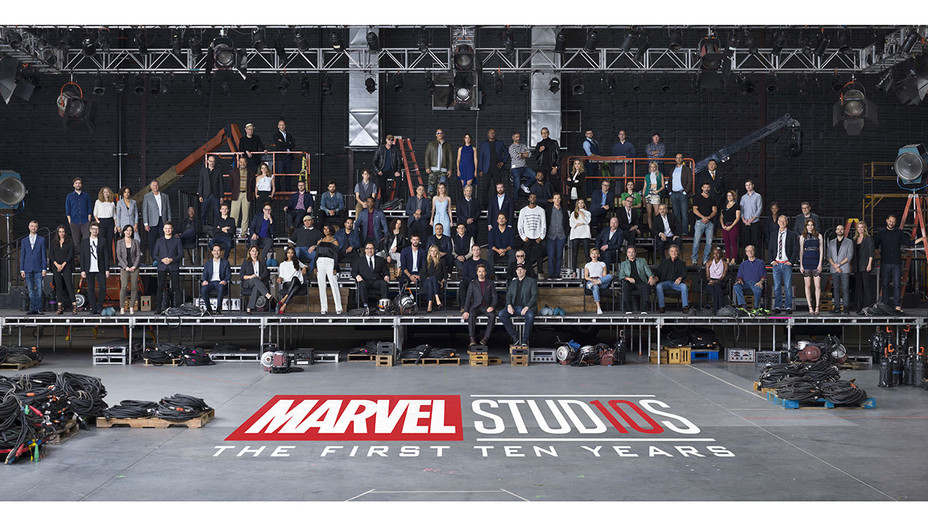 Marvel Studios Class Photo 10 years- Publicity-H 2018